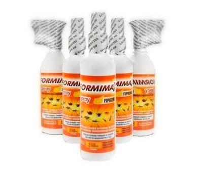 Formimax Spray  500 ml Kit com 5 Unid