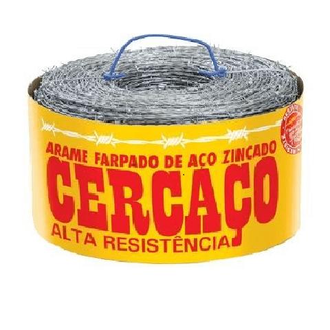 Arame Farpado Cercaço 500m