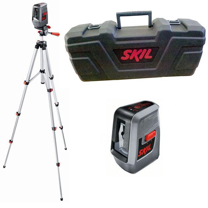 Nível Laser de Linha Automático 0516 - Skil