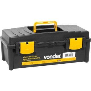 Caixa Plástica/ Maleta VD 4038 C/1 Band. - Vonder