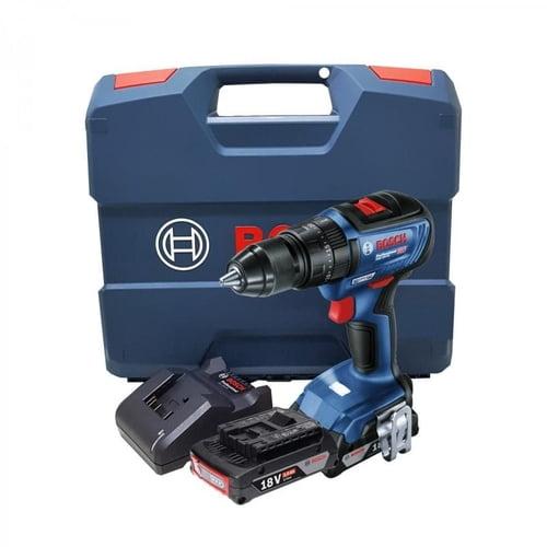 Parafusadeira/Furadeira de Impacto a Bateria GSB 18V-50 Motor Brushless - Bosch
