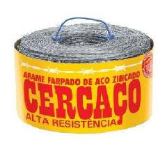 Arame Farpado Cercaço 500mt