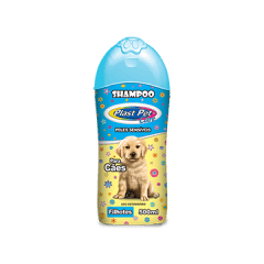 Shampoo Filhotes Plast Pet Care 500ml