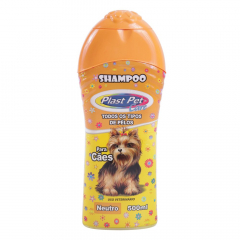 Shampoo Neutro Plast Pet Care 500ml