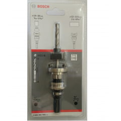 Adaptador Hex. 9,5mm - Bosch