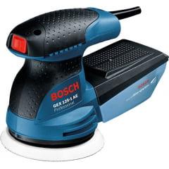 Lixadeira Excêntrica Gex 125-1 AE - Bosch