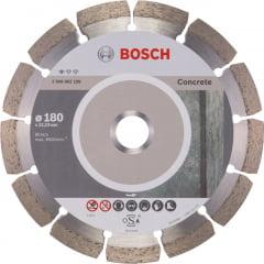 Disco de Corte Diamantado Profissional Para Concreto 180 mm 7'' - Bosch