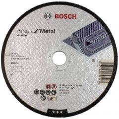 Disco de Corte Para Metal 180 mm 7'' Gr.30 - Bosch