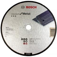 Disco de Corte Para Metal 230 mm 9'' Gr.30 - Bosch