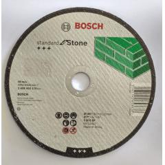 Disco de Corte Para Pedra 230 mm 9'' Gr.30 - Bosch