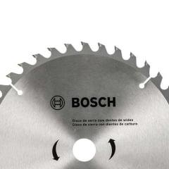 Disco de Serra com dentes de Widea 184 mm (7.1/4'') 60D - Bosch