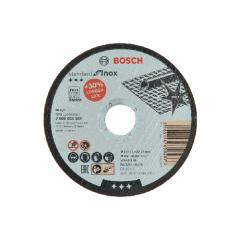 """Disco de Corte para Inox 115 mm 4.1/2"""" Gr.60 - Bosch"""