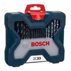Kit X-Line 33 Peças Bosch