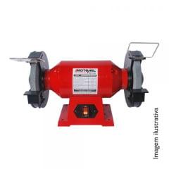 Moto Esmeril 1,0 Hp Monofásico 110/220V 60Hz - Motomil