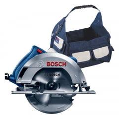 Serra Circular GKS 150 STD 1500W + Bolsa - Bosch
