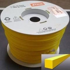 Bobina de Fio de Nylon Quadrado 3 mm - Stihl