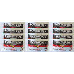 Formitol Formicida Gel 10g - Kit com 12 unidades