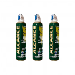 Alcance Inseticida 400 ml - Kit com 3 unidades